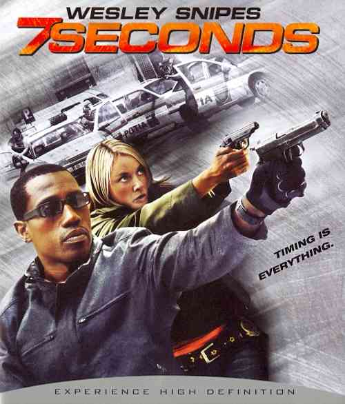 7 SECONDS BY SNIPES,WESLEY (Blu-Ray) -